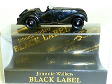 BMW 328 Cabriolet Johnnie Walker Classic Car Edition BLACK LABEL WIKING H0 å *