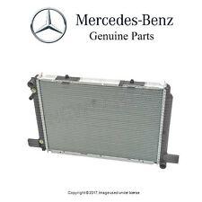 For Mercedes R129 500SL SL500 90-02 V8 Roadster Radiator Aluminum Core Genuine