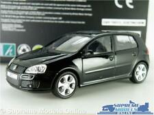 VOLKSWAGEN VW GOLF GTI MK5 MODEL CAR 1:43 SCALE BLACK MARK FIVE MKV CARARAMA K8