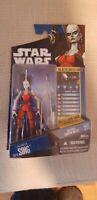 STAR WARS - The Clone Wars Figure - AURRA SING CW11 MOC sealed NEW Minty 2010