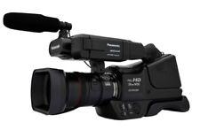 Panasonic AG-AC8E J Professionale Videocamera