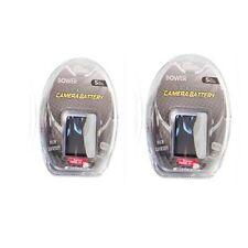 2 BP-709 Batteries for Canon HFR40 HFR42 HFR400 HFM500 HFR30 HFR32 HFR300 HFM506