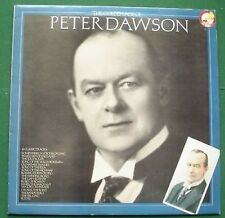 Peter Dawson The Golden Age Of Abs Exc Vinyl LP
