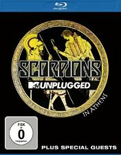 THE SCORPIONS - MTV UNPLUGGED IN ATHENS: BLU-RAY DISC (2013)