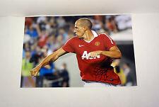 Gabriel Obertan Newcastle France Signed Autograph 8X12 Photo Coa #2