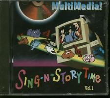 Multimediale tempo di cantare-N-storia Volume 1 Nuovo & Sigillato
