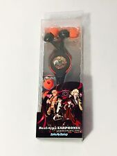 Show By Rock Earbuds Reel-Type 3.5mm Shin game Crimsonz Retractable Headset