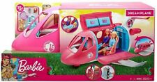 Barbie Dream Plane Playset with Dream Plane, Suitcase & Accessories