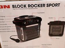 Bluetooth Lautsprecher  ION ROCKER SPORT Karaoke. Akku 20 Stunden