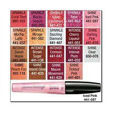 AVON Glazewear Lip Gloss Shine/Intense/Sparkle - SEALED - Choose Your Color