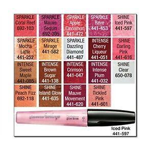 AVON Glazewear Lip Gloss - Cherry Liqueur or Mauve Movement