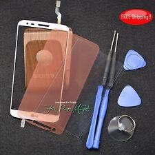 Touch Panel Digitizer Screen For LG G2 D800 D801 VS980+OCA Tape+Frame Tape-White