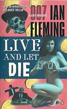 James Bond, Live and Let Die by Ian Fleming
