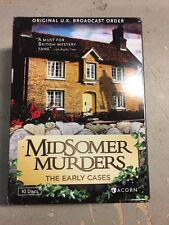 Midsomer Murders - The Early Cases (DVD, 2014, 19-Disc Set) NEW