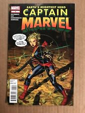CAPTAIN MARVEL #4 FIRST PRINT MARVEL COMICS (2012) CAROL DANVERS