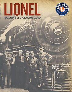 Production Arrêtée Lionel 2010 Volume 2 Catalogue Neuf