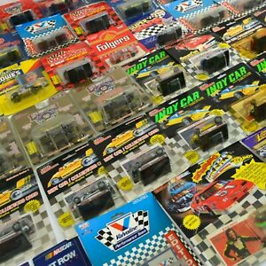 (Lot 40) NASCAR Indy 1:64 Diecast Stock Cars Racing Champions Johnny Revell