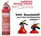 Feuerlöscher 1kg/2kg/5kg/6kg/2L/6L ABC Pulver CO2 Schaum Fettbrand Prüfnachweis