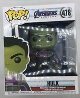 """Funko Pop! Marvel: Avengers Endgame - 6"""" Hulk with Gauntlet #478 Vinyl Figure L1"""