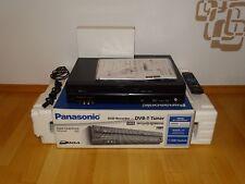 Panasonic dmr-ez49v VHS-grabador & DVD-grabador en OVP, bien cuidadas, 2j. garantía