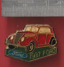 Car pin badge - 1937 Ford