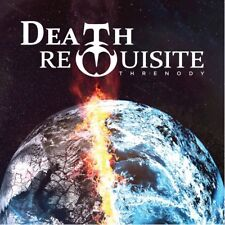 DEATH REQUISITE- THRENODY (*NEW-CD, 2018, Rottweiler) Xian Symphonic Death Metal