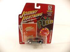 Johnny Lightning 50401 E n° 12 NISSAN 350Z Poker card mint