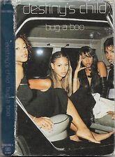 Destiny's Child Bug A Boo CASSETTE SINGLE Electronic RnB/Swing, Pop Rap, House