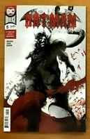 Batman Who Laughs 5 2019 Jock Main Cover 1st Print DC Comics NM+