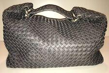 Bottega Veneta Grey Sloane Handbag