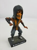 Mortal Kombat X Scorpion Rare Limited Edition Unreleased Bobble Promotional Toy
