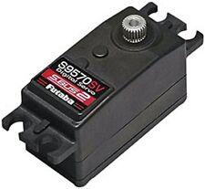 Futaba S9570SV S.Bus2 HV EP  Low-Profile Servo For Drift Car