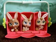 Littlest Pet Shop Conejito trillizos