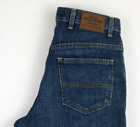 Tommy Hilfiger Hommes Coupe Ample Jeans Jambe Droite Taille W30 L28 ALZ1096