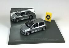 Renault Sport Clio V6 24V 1998 • Universal Hobbies 1:43 Diecast • MINT BOXED