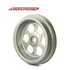 AROSPEED Light Weight Crank Pulley for Toyota Vios NCP42 1NZ-FE Torque Gain