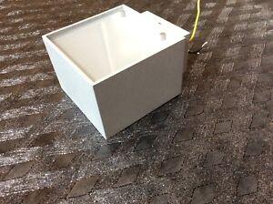 OLIGO LX 2  Lampe  Wandleuchte silber matt  neuwertig