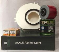 Yamaha XVS1100 Dragstar Service Kit (Air / Oil Filter and 2 x Spark Plugs)