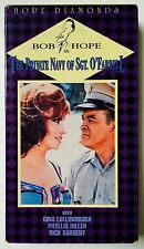 Private Navy of Sgt O'Farrell - Bob Hope, Phyllis Diller - VHS - (eb4)