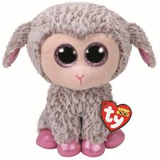 TY BEANIE BABIES BOOS EASTER 2018 DIXIE LAMB PLUSH SOFT TOY NEW WITH TAGS