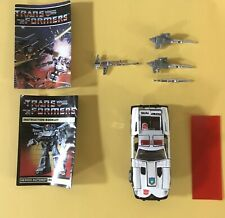 G1 Generation 1 Transformers Autobot Strategist Prowl. All Components In Box