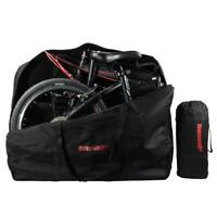 RHINOWALK Folding Bike Bicycle Carrier Bag Loading Package Carrying Bag A#S