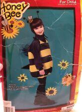 Honey Bee Child Costume Ages 3-5 Item #54132