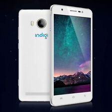 "Indigi® GSM Unlocked Duo Core 5.0"" Android 4.4 Duo Sim 3G Smart Phone Smart Wake"