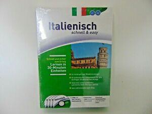 Italienisch schnell & easy lernen - Kurs Sprachkurs