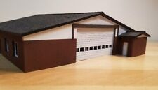 HO Scale 1/87 LA County Fire Station 127 KIT