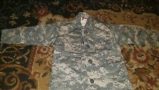 Propper FATIGUE CAMOUFLAGE BDU COAT SHIRT JACKET MILITARY COMBAT Size 2 Toddler