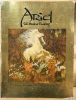 ARIEL The Book of Fantasy v 4 Ray Bradbury (1978) Ariel Books illustrated SC 1st
