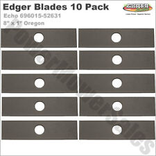 """(10) Edger Blades 8"""" x 1"""" Repl Echo 696015-52631 & Others"""
