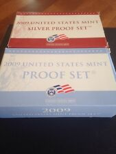 2009 Proof Sets - Silver And non-Silver (2-4 Piece Sets)